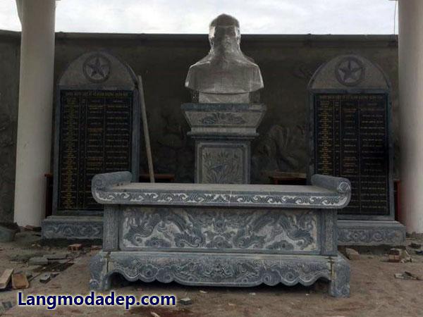 Bàn lễ bàn thờ đá LMD 09