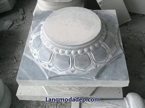 Chân tảng đế kê cột đá LMD 03
