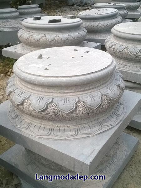 Chân tảng đế kê cột đá LMD 10