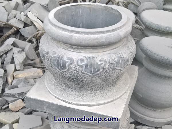 Chân tảng đế kê cột đá LMD 11