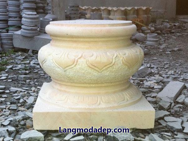 Chân tảng đế kê cột đá LMD 13