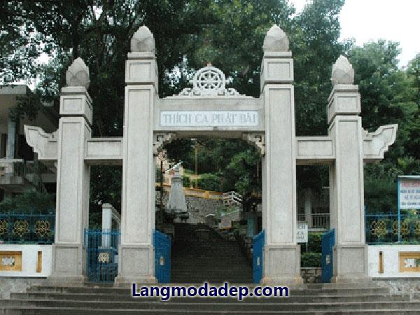Cổng đá LMD 06