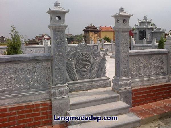 Cổng đá LMD 12
