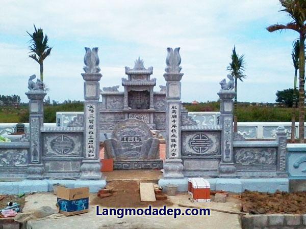 Cổng đá LMD 13