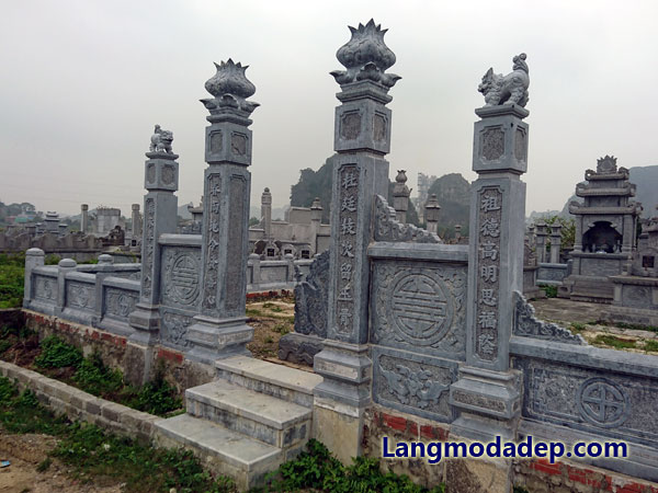 Cổng đá LMD 16