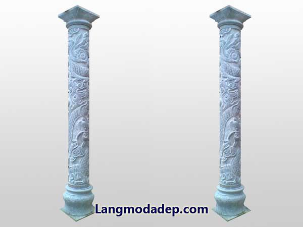 Cột đồng trụ đá LMD 02