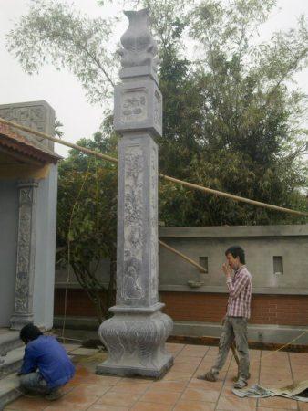 Cột đồng trụ đá LMD 04