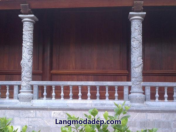 Cột đồng trụ đá LMD 07