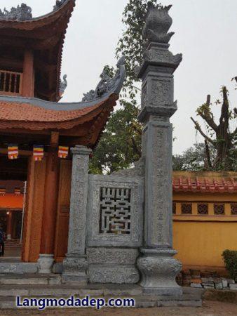 Cột đồng trụ đá LMD 11