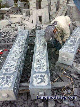 Cột đồng trụ đá LMD 15