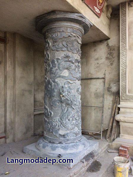 Cột đồng trụ đá LMD 19
