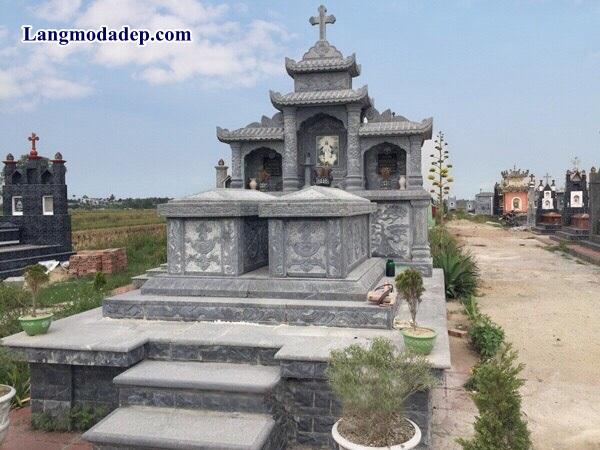 Lăng mộ đá công giáo LMD 21