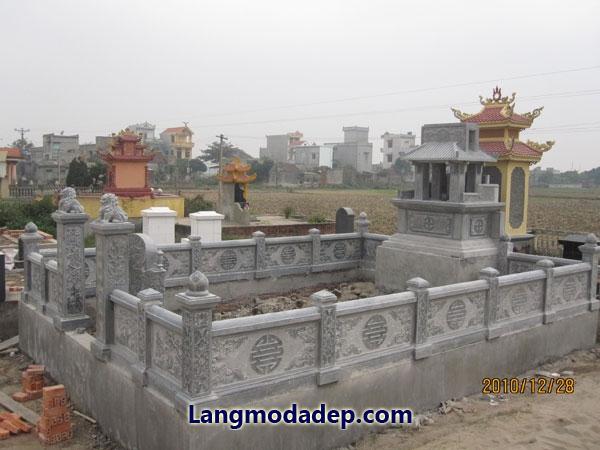 Lăng mộ đẹp LMD 05