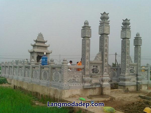 Lăng mộ đẹp LMD 07