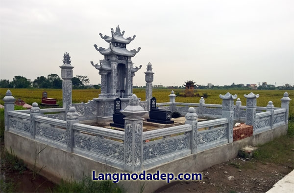 Lăng mộ đẹp LMD 09