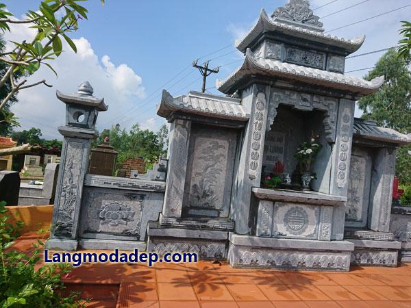 Mộ đá xanh Ninh Bình Thanh Hóa