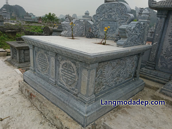 Mộ đôi đá LMD 09