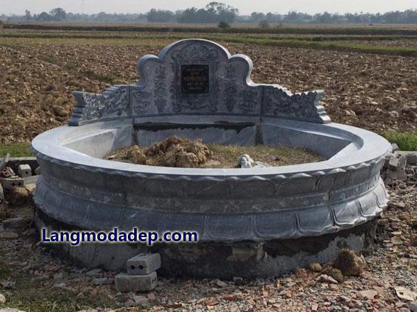 Mộ tròn đá LMD 17