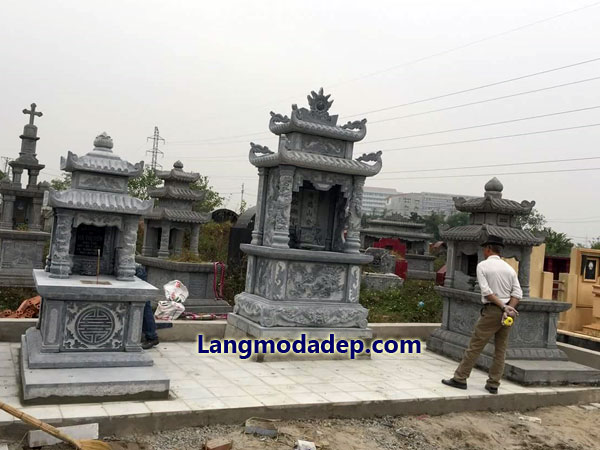 Nghĩa trang gia đình lăng mộ dòng họ LMD 15