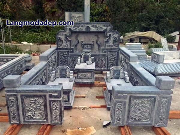Nghĩa trang gia đình lăng mộ dòng họ LMD 16