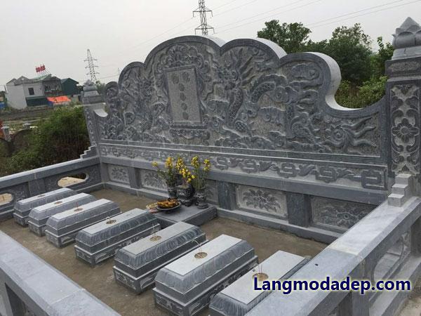 Nghĩa trang gia đình lăng mộ dòng họ LMD 17 01