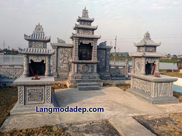 Nghĩa trang gia đình lăng mộ dòng họ LMD 18