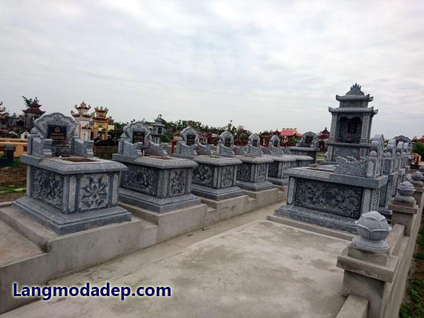 Nghĩa trang gia đình lăng mộ dòng họ LMD 19