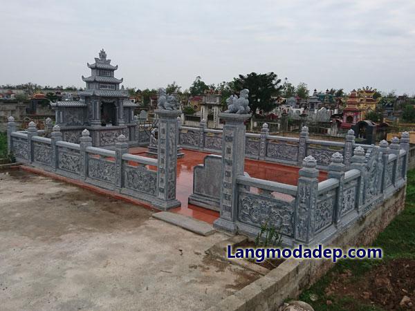 Nghĩa trang gia đình lăng mộ dòng họ LMD 20