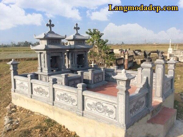 Nghĩa trang gia đình lăng mộ dòng họ LMD 21