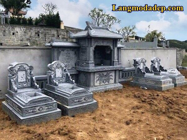 Nghĩa trang gia đình lăng mộ dòng họ LMD 22