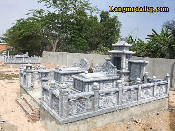 Nghĩa trang gia đình lăng mộ dòng họ LMD 23