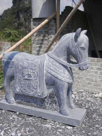 Ngựa đá LMD 07