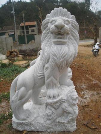 Sư tử đá LMD 01