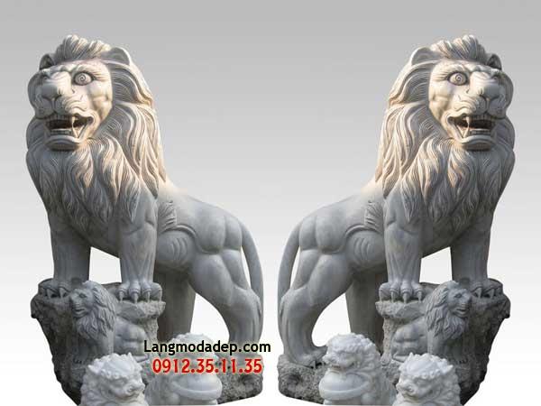 Sư tử đá LMD 02