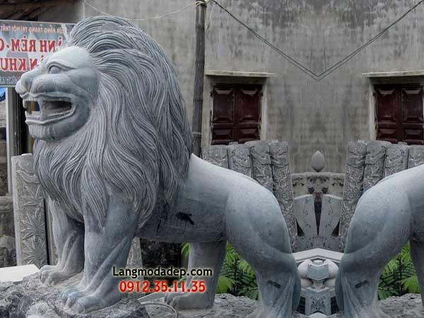 Sư tử đá LMD 03