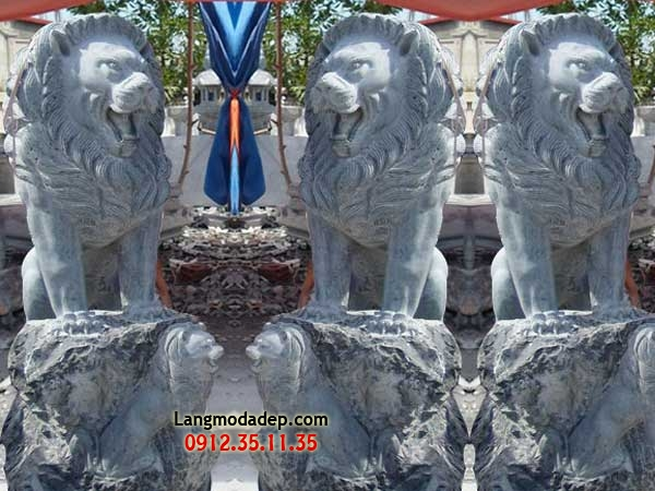 Sư tử đá LMD 04