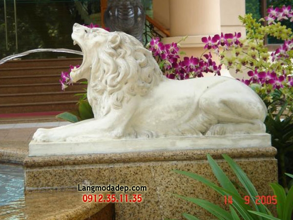 Sư tử đá LMD 05