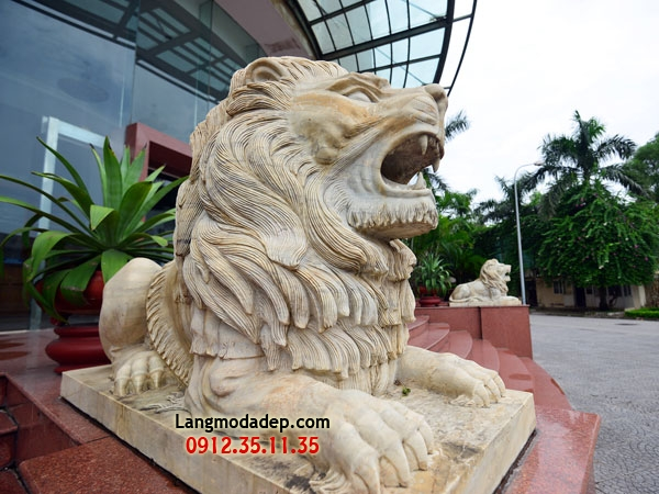 Sư tử đá LMD 06