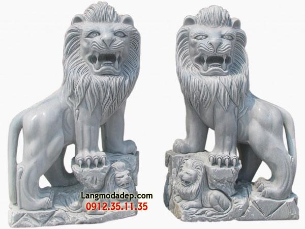Sư tử đá LMD 07